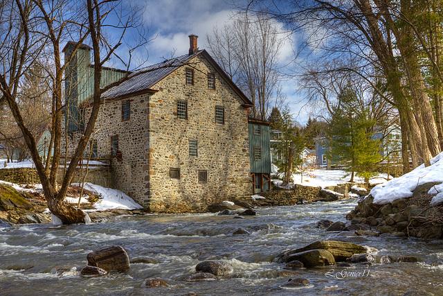 Moulin Frelighburg