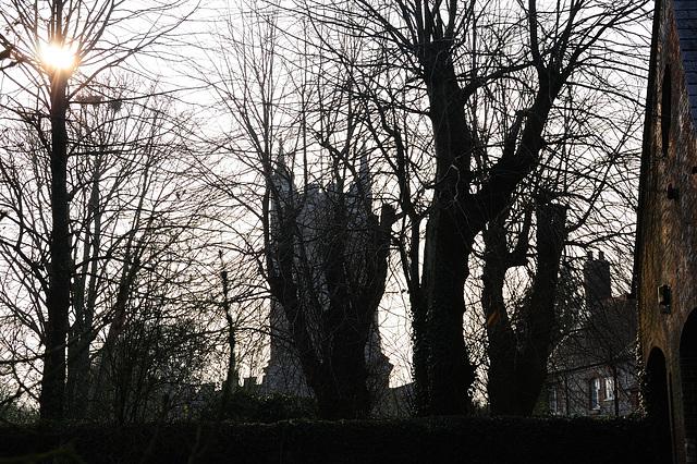 Avebury Kirche