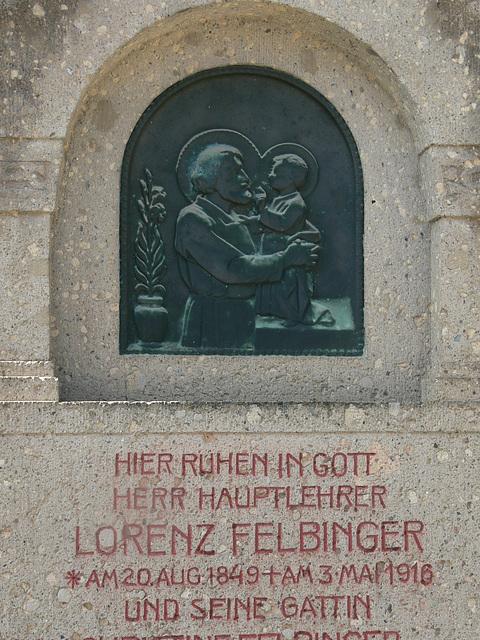 am Alten Friedhof Tutzing