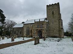 yaxley church, suffolk