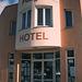 Pangea Hotel, Telc, Kraj Vysocina, Moravia (CZ), 2011