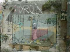 l'Art dans les rues de Valparaiso