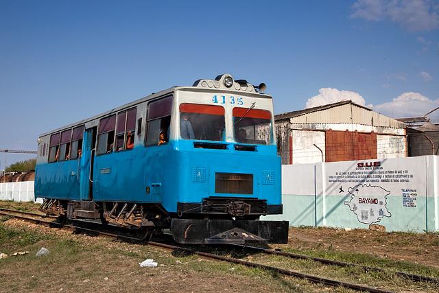 TGV à la Cuba