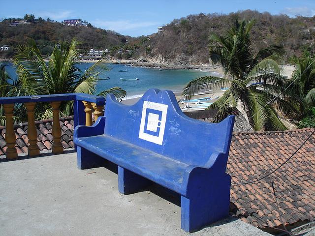 Puerto Angel, Oaxaca. Mexique / 15 janvier 2011.