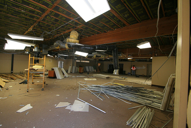 Carl May interior demolition (0285)