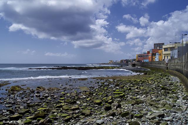 San Cristobal barrio marinero.