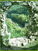Trouée de ruines