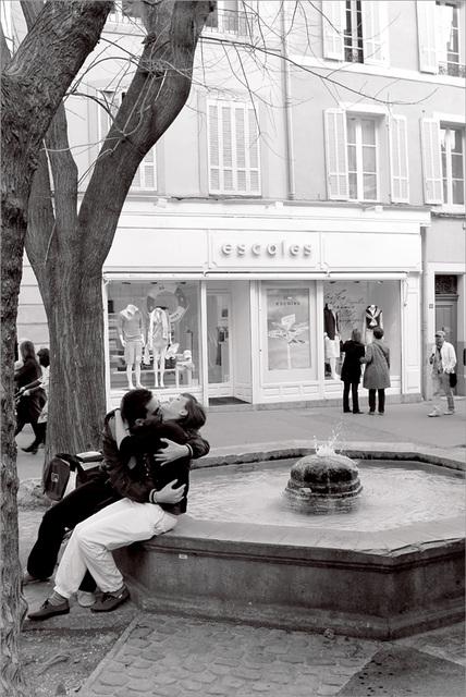 """Aix-en-Provence.......à la"""" Mano..."""""""