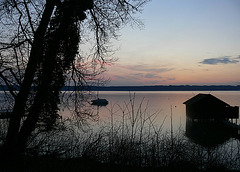 Dawn - Morgengrauen am Starnberger See