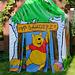 Abandoned playhouse