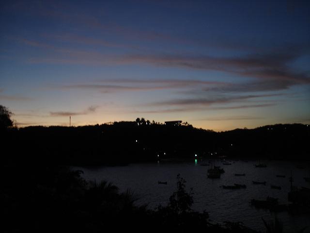 Atardecer /Sunset /Coucher de soleil.