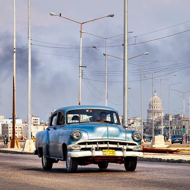 Chevrolet Bel Air - 1954