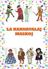 La karnavalaj maskoj