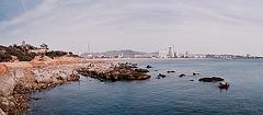 Qingdao panorama