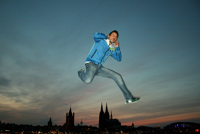 jump over cologne #2