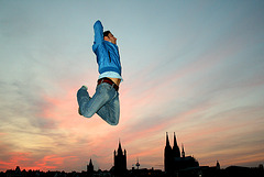 jump over cologne #1