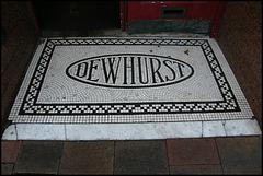 Dewhurst doorstep