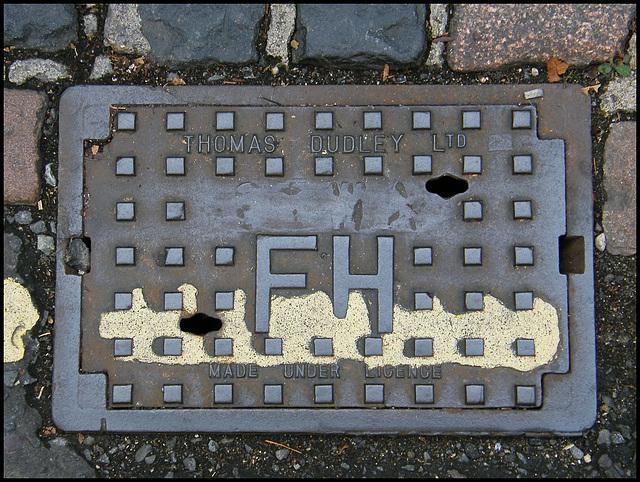 Thomas Dudley fire hydrant