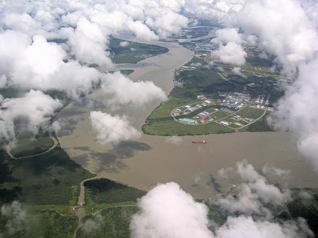 Sarawak-Fluss