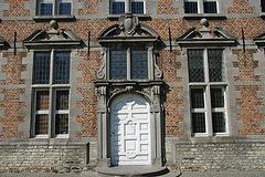 Façade style Louis XIII