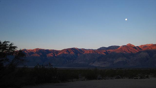 Sunrise in Saline Valley (1419)