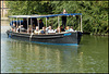 Iffley river boat