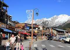 La Clusaz ( Haute Savoie )