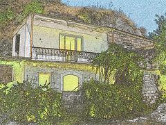 Haus malerisch