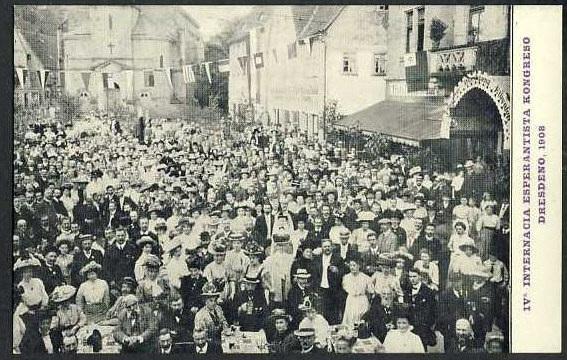 La 4-a UKo Dresdeno 1908