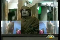 Zenga, zenga Kadhafi