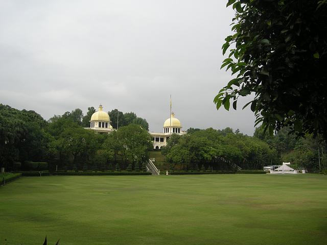 Königspalast in KL