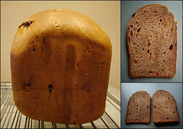 The Miller's Cinnamon and Raisin Bread