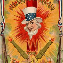 Hurrah! Hurrah! The Fourth of July!