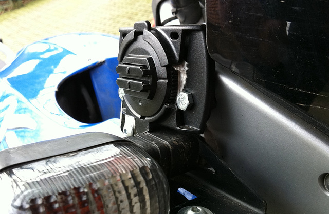 Cheap D.I.Y. mount for ContourHD camera