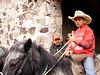 Jóvenes jinetes del Norte de México.