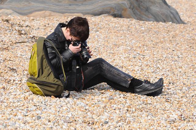 Strand Fotografieren
