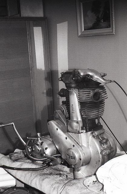 BSA B 31
