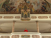 P6076676cc Söll Rococo Tribune and Highly Perched Organs