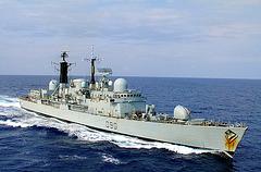 HMS SOUTHAMPTON
