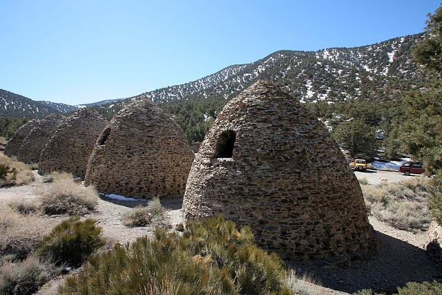 Charcoal Kilns (9631)