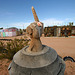 Noah Purifoy Outdoor Desert Art Museum - Gas Station (9866)