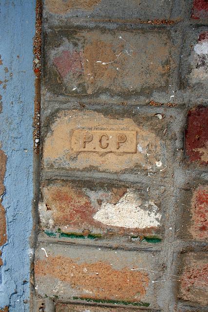 Noah Purifoy Outdoor Desert Art Museum - PCP Brick (9852)