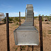 Noah Purifoy Outdoor Desert Art Museum - Sixty-Five Aluminum Trays (9845)