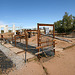 Noah Purifoy Outdoor Desert Art Museum - Earth Piece (9833)