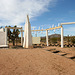 Noah Purifoy Outdoor Desert Art Museum - Earth Piece (9839)