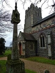 elmswell church, suffolk