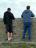 Concarneau 2014 – Looking over the wall