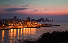 Habana by night