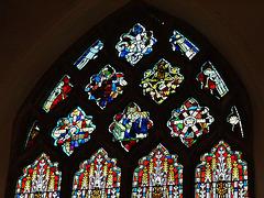 wetherden church, suffolk