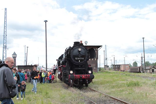 Eisenbahnfest Elstal
